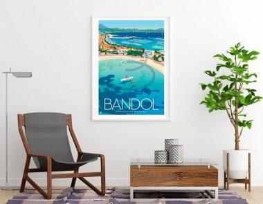 Monsieur Z x Bandol Tourisme