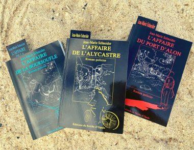 Les romans policiers de Jean-Marie Schneider