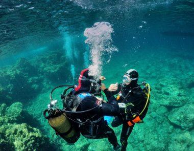 Nos centres de plongée sous-marine