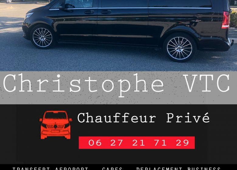 Christophe VTC