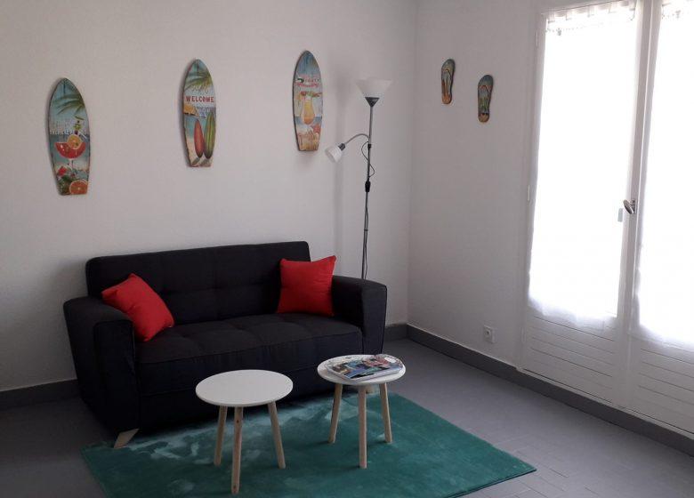 Lescot Sébastien Studio 2 pers