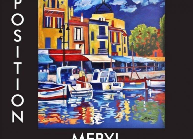 Exposition : Meryl chez Bandol Art Gallery