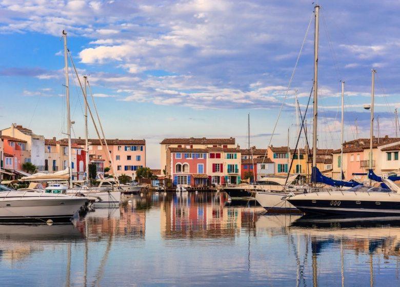 Sortie Port Grimaud – Saint Tropez
