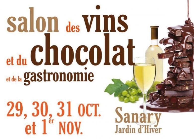 Salon des vins, du chocolat et de la gastronomie à Sanary