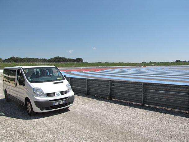 Visites commentées du Circuit Paul Ricard