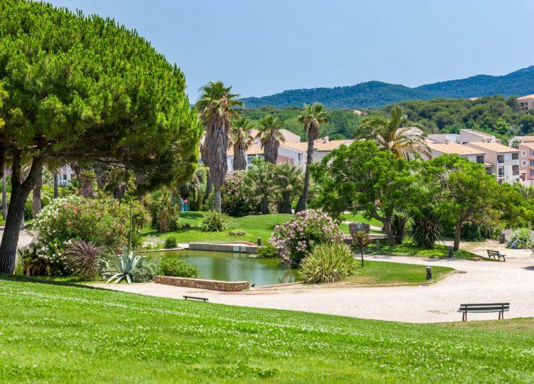 Parc de la Méditerranée