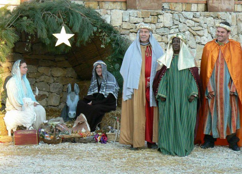 Défilé de Santons et Marché de Noël