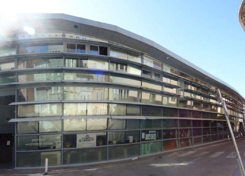 Médiathèque de Bandol