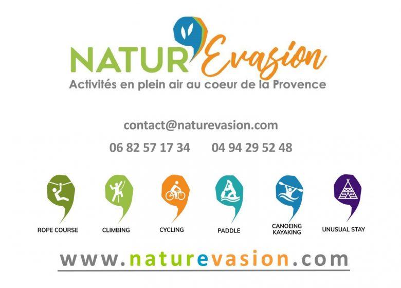 Natur' Evasion / Escalade