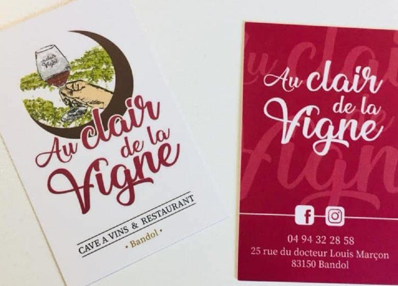 Au Clair de La Vigne