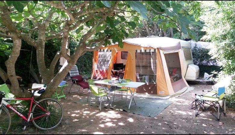 Camping Au jardin de La Ferme