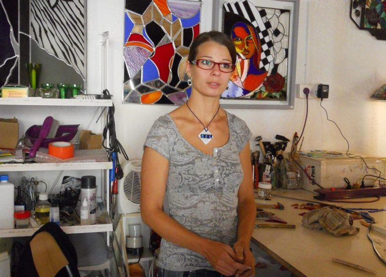Stage initiation – Vitrail – Atelier C. Chaignay