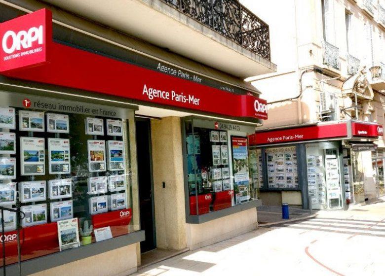 Agence Paris-Mer Orpi