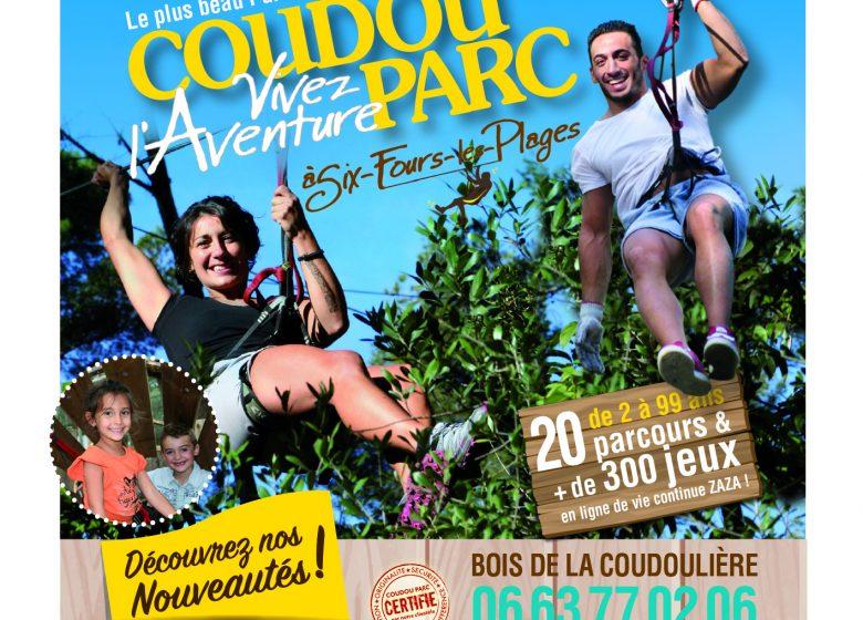 Parc aventure / accrobranche – Coudou Parc