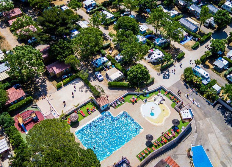 Campasun parc Mogador