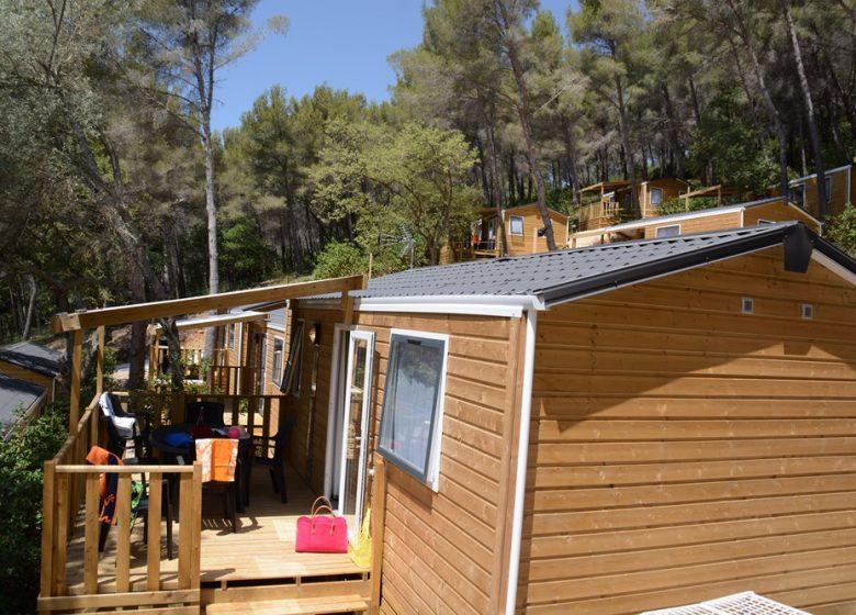Camping Les Playes