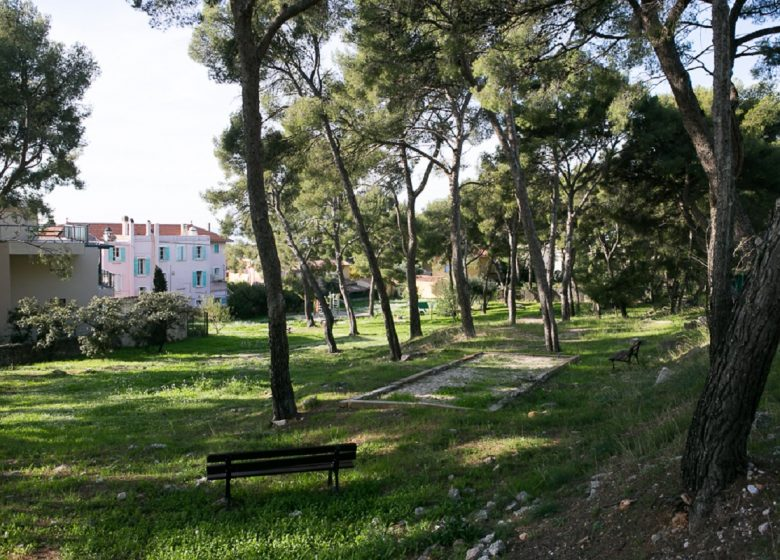 Parc du Bois Maurin
