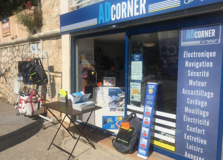 AD Corner
