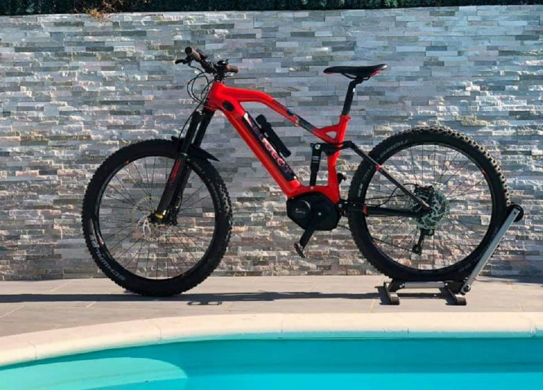 E-Bike Rider