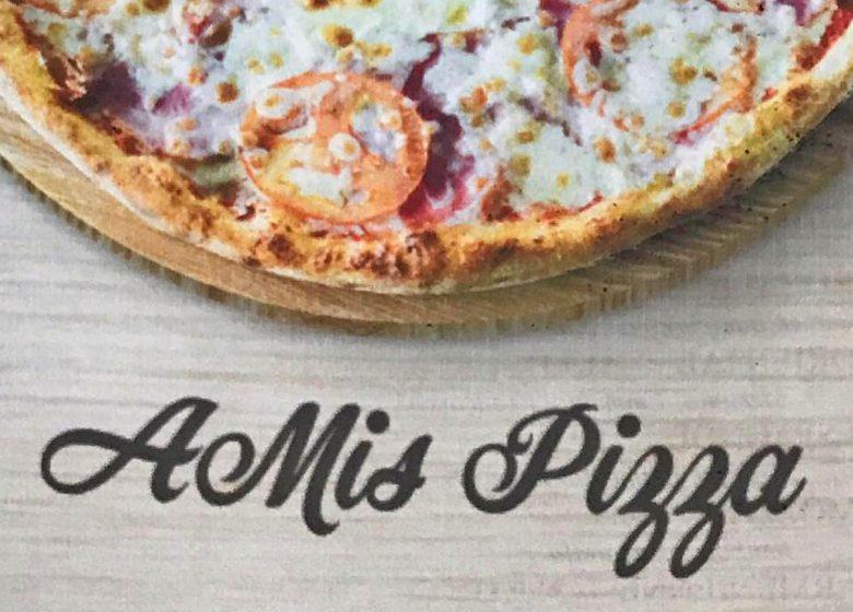 Amis Pizza – L'Envie