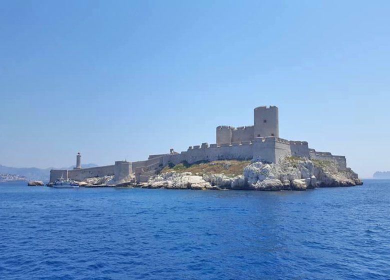 Atlantide / Marseille, Château d'If