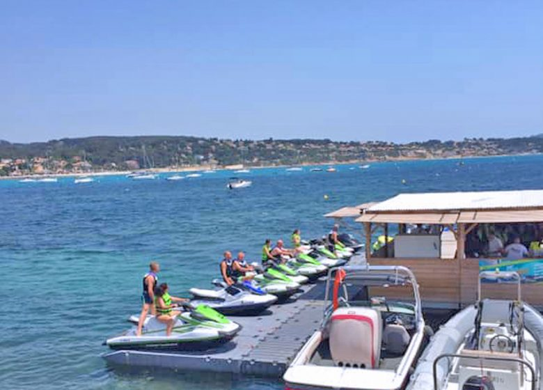 Bandol Sports Nautiques / Randonnées Jet-Ski