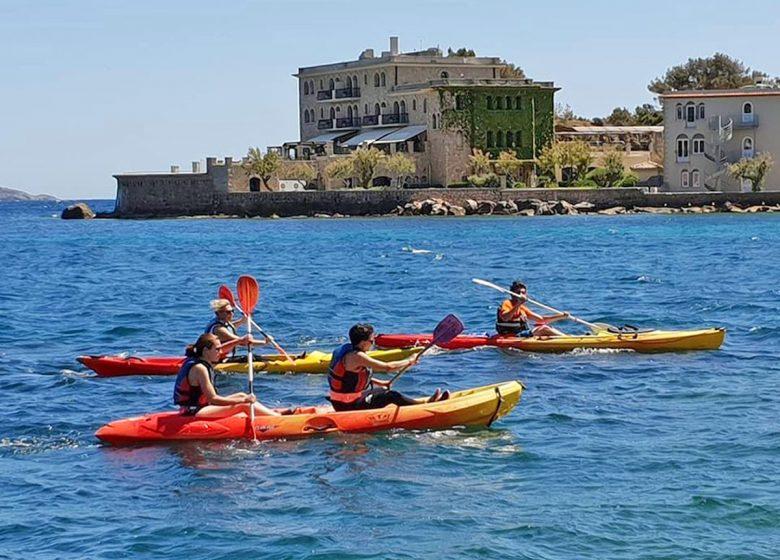 Natur' Evasion / Kayak de mer