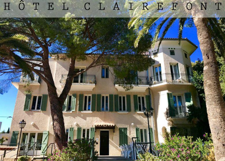 Hôtel Clairefont