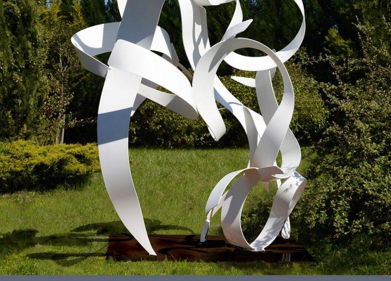 Exposition de Sculptures Monumentales Benoît Lemercier