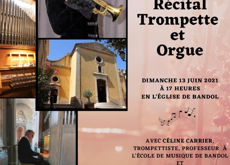 Récital Trompette et Orgue