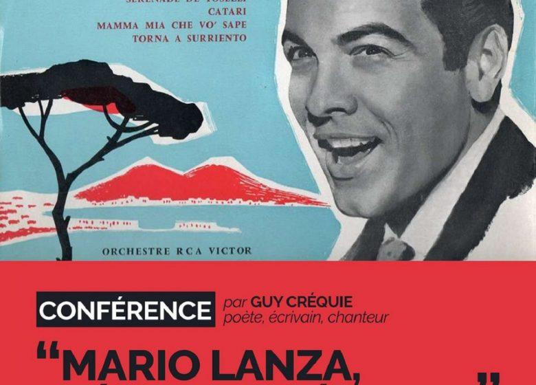 Guy Crequie présente Mario Lanza : » Ténor de Légende «